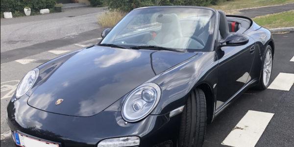 Lej en Porsche 911 Carrera Cabriolet