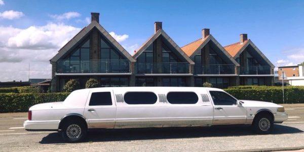 Lej en Lincoln Limousine - 8 personer