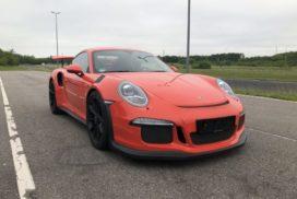 Prøv en Porsche 911 GT3 RS