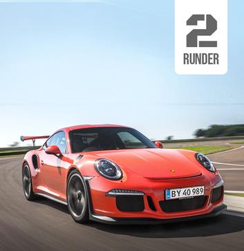 Kør Porsche 911 GT3 RS på bane