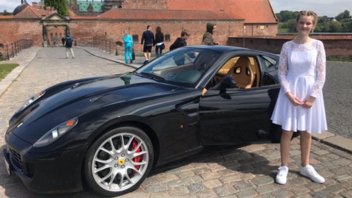 Lej en Ferrari 599 GTB til konfiramtionskørsel