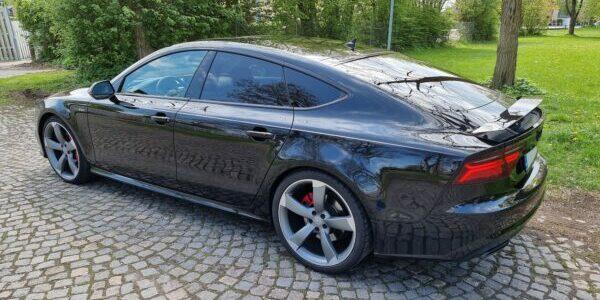 Lej en Audi A7
