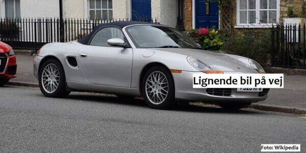 Lej en Porsche Boxster