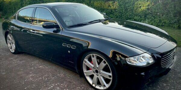 Lej en Maserati Quattroporte